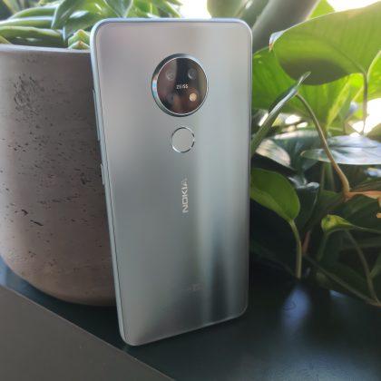 Nokia 7.2 64GB White